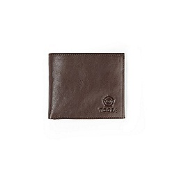 Tog 24 - Brown London leather wallet