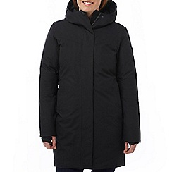 Tog 24 - Black luxe milatex down parka jacket
