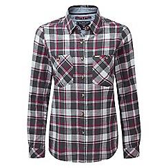 Tog 24 - Grey check madeline shirt