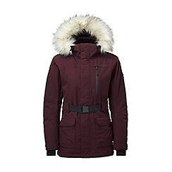 Tog 24 - Deep port marl magna waterproof quilted jacket