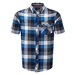 Tog 24 - Ocean grey check maurice shirt
