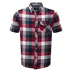 Tog 24 - Chilli grey check maurice shirt