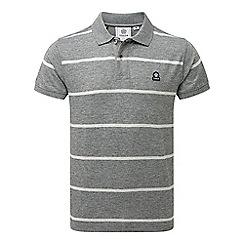 Tog 24 - Grey marl merrion polo shirt