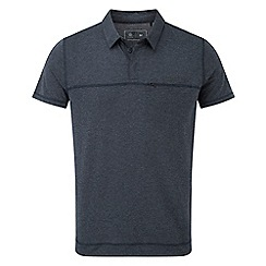 Tog 24 - Blue stripe metrick mens dry-release polo shirt