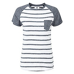Tog 24 - Grey natty stripe deluxe t-shirt