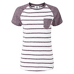 Tog 24 - Deep port natty stripe deluxe t-shirt
