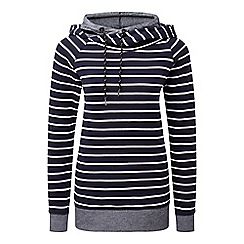 Tog 24 - Navy nell striped hoody