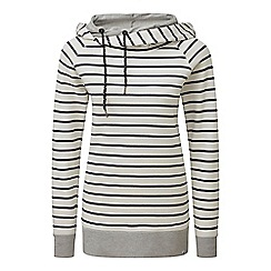 Tog 24 - Off white nell striped hoody