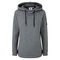 Tog 24 - Dark grey marl nessa quilted hoody