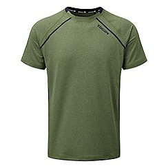 Tog 24 - Lime marl neven TCZ stretch t-shirt