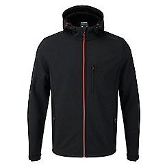 Tog 24 - Black Nichols softshell hoodie