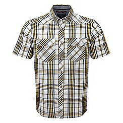 Tog 24 - Citrus check oliver TCZ cotton shirt