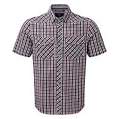 Tog 24 - Chilli check oliver TCZ cotton shirt