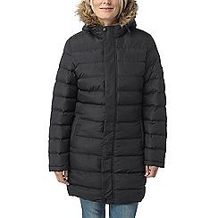 Tog 24 - Black otley women's long insulated jacket