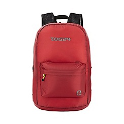 Tog 24 - Bright red packaway tour 15l backpack