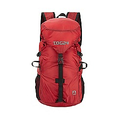 Tog 24 - Bright red packaway alpine 30l backpack