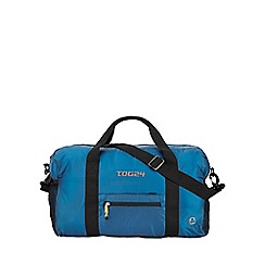 Tog 24 - New blue packaway 45l travel bag