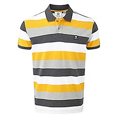 Tog 24 - Citrus stripe Palin polo shirt