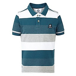 Tog 24 - Lagoon blue str Palin polo shirt