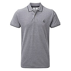 Tog 24 - Grey blue Patrick polo shirt