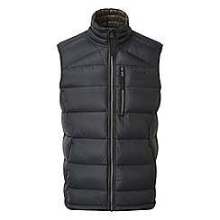 Tog 24 - Black peak down gilet