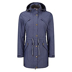 Tog 24 - Damson marl peony milatex jacket