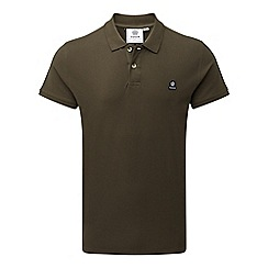 Tog 24 - Dark khaki Percy polo shirt