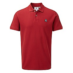 Tog 24 - Chilli red Percy polo shirt