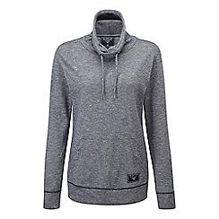 Tog 24 - Navy marl petunia deluxe hoodie