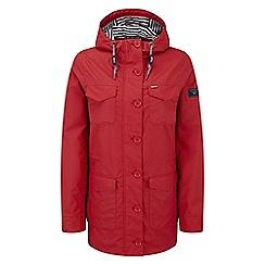 Tog 24 - Rouge red primrose jacket