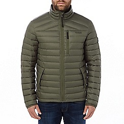 Tog 24 - Dark khaki prime down jacket