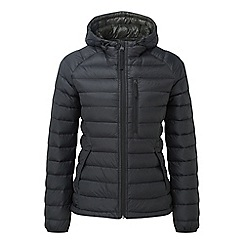 Tog 24 - Black pro down hooded jacket