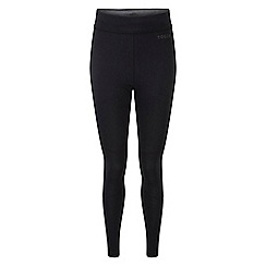 Tog 24 - Black marl raid reversible performance leggings