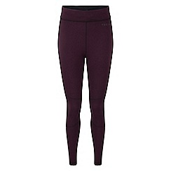 Tog 24 - Purple raid reversible performance leggings