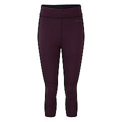 Tog 24 - Purple raid reversible performance capris