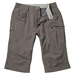 Tog 24 - Soft slate reno tcz tech 3/4 length trousers