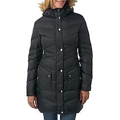 Tog 24 - Black rialto down parka jacket