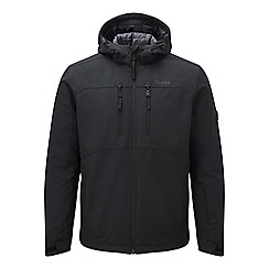 Tog 24 - Black rig TCZ thermal hooded softshell jacket