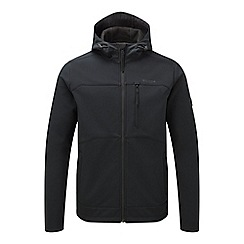 Tog 24 - Black ripon TCZ shell hooded jacket