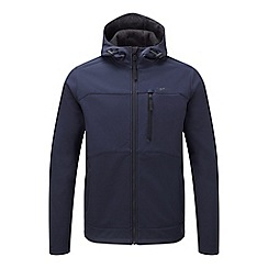 Tog 24 - Navy ripon TCZ shell hooded jacket