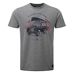 Tog 24 - Dark grey marl roberts t-shirt search engine