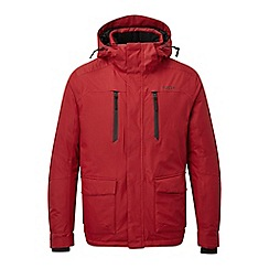 Tog 24 - Chilli red rogan waterproof insulated ski jacket