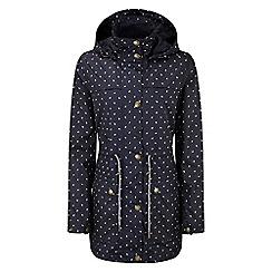 Tog 24 - Navy print rosie milatex jacket