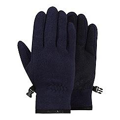 Tog 24 - Navy ruler TCZ 200 fleece gloves