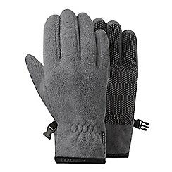 Tog 24 - Grey marl ruler TCZ 200 fleece gloves