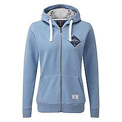 Tog 24 - Marina blue marl savanna zip hoody