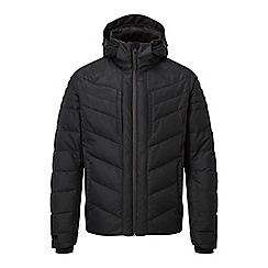 Tog 24 - Black scar waterproof down insulated jacket