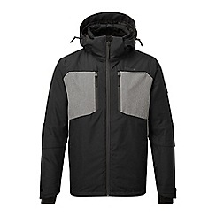 Tog 24 - Black grey marl sharp milatex waterproof jacket
