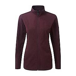 Tog 24 - Deep port spen TCZ 100 fleece jacket
