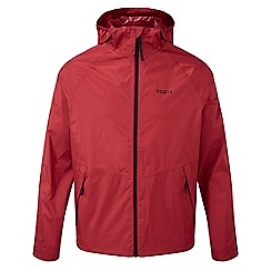 Tog 24 - Chili red stern mens performance waterproof jacket